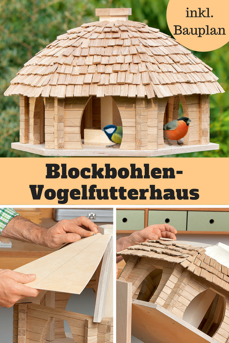 vogelfutterhaus v gel igel insekten und co pinterest v gel haus und garten. Black Bedroom Furniture Sets. Home Design Ideas