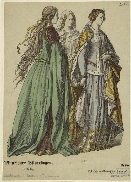 14th century german