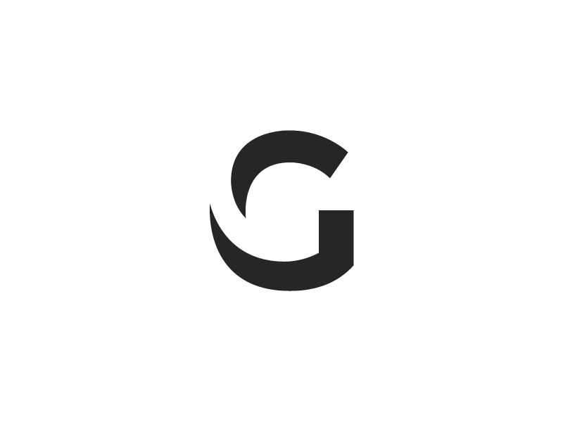 g logo design graphics and inspiration