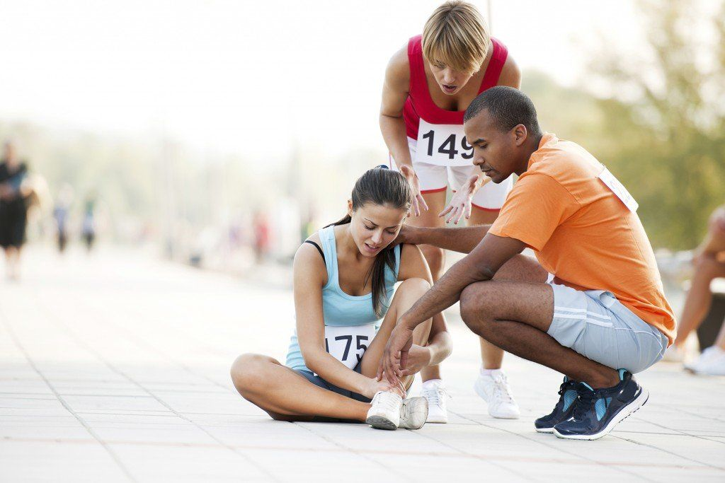 How to Cope While Injured Injury prevention, Sports
