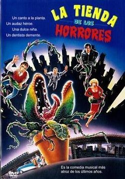 La Tiendita De Los Horrores Online Latino 1986 Comedia De Terror Musical Little Shop Of Horrors Horror Halloween Town