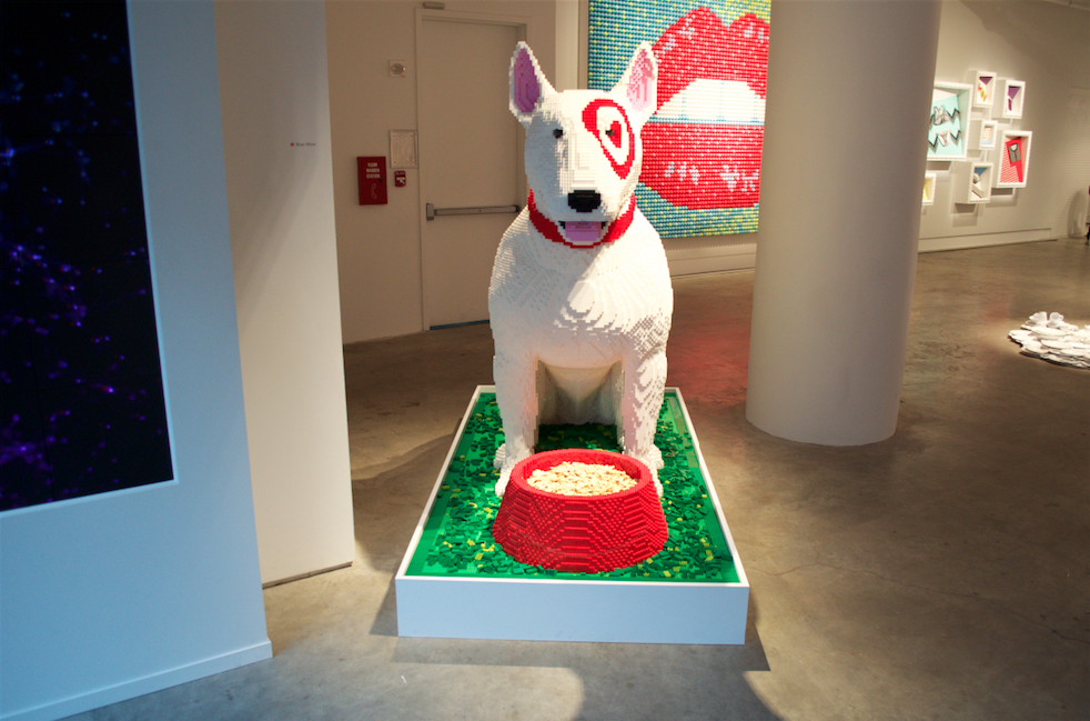 Target Makes Art Out Of Products In Pop Up Store Digiday Pop Up Store Pop Up Art Pop Up