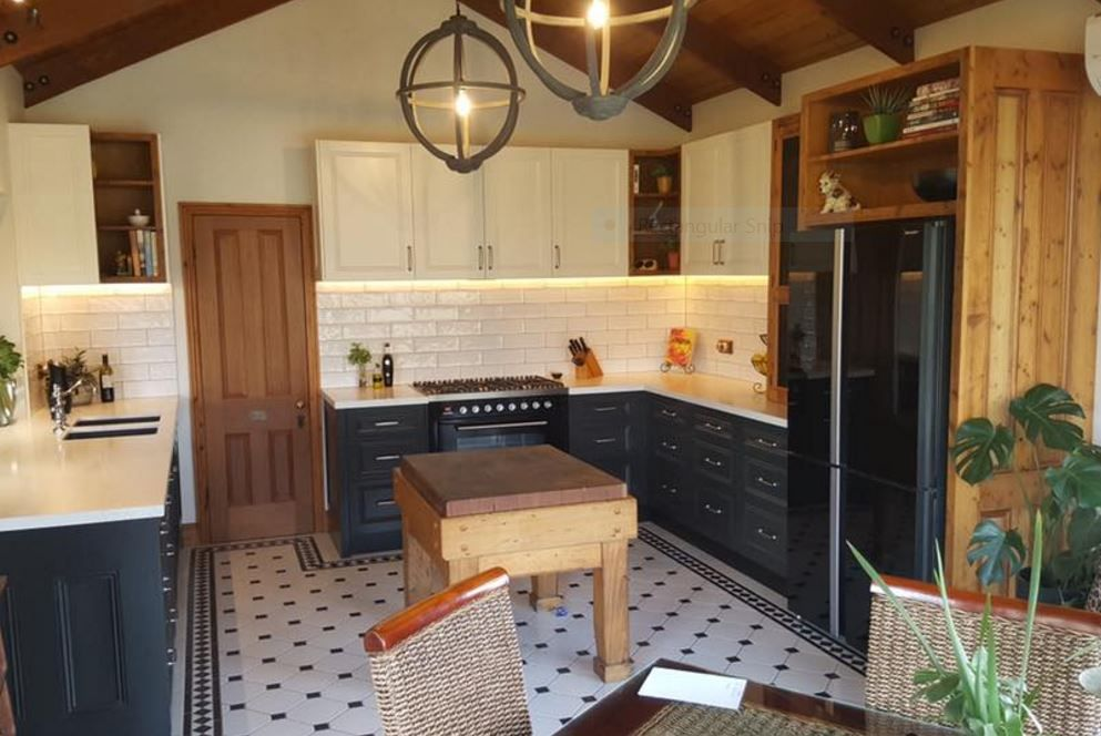 Icm Geelong Kitchen Of The Week The Shaker Style Kitchen It S A