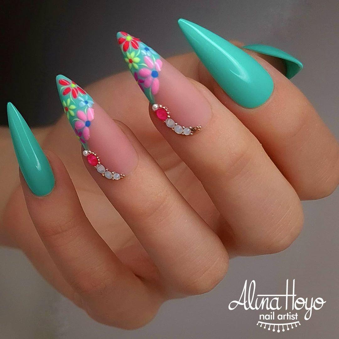 11.6k Likes, 243 Comments - Alina Hoyo Nail Artist ...
