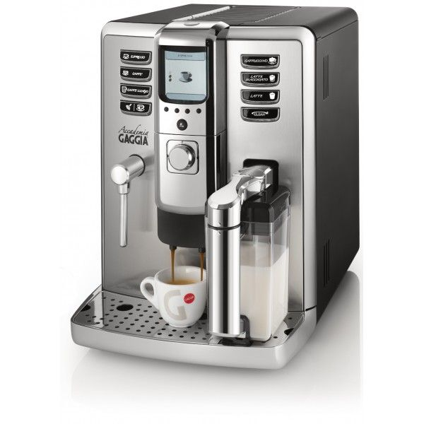 Mesin Kopi : Gaggia Accademia Coffee Machine 28.2 x 38.5 x 42.8cm