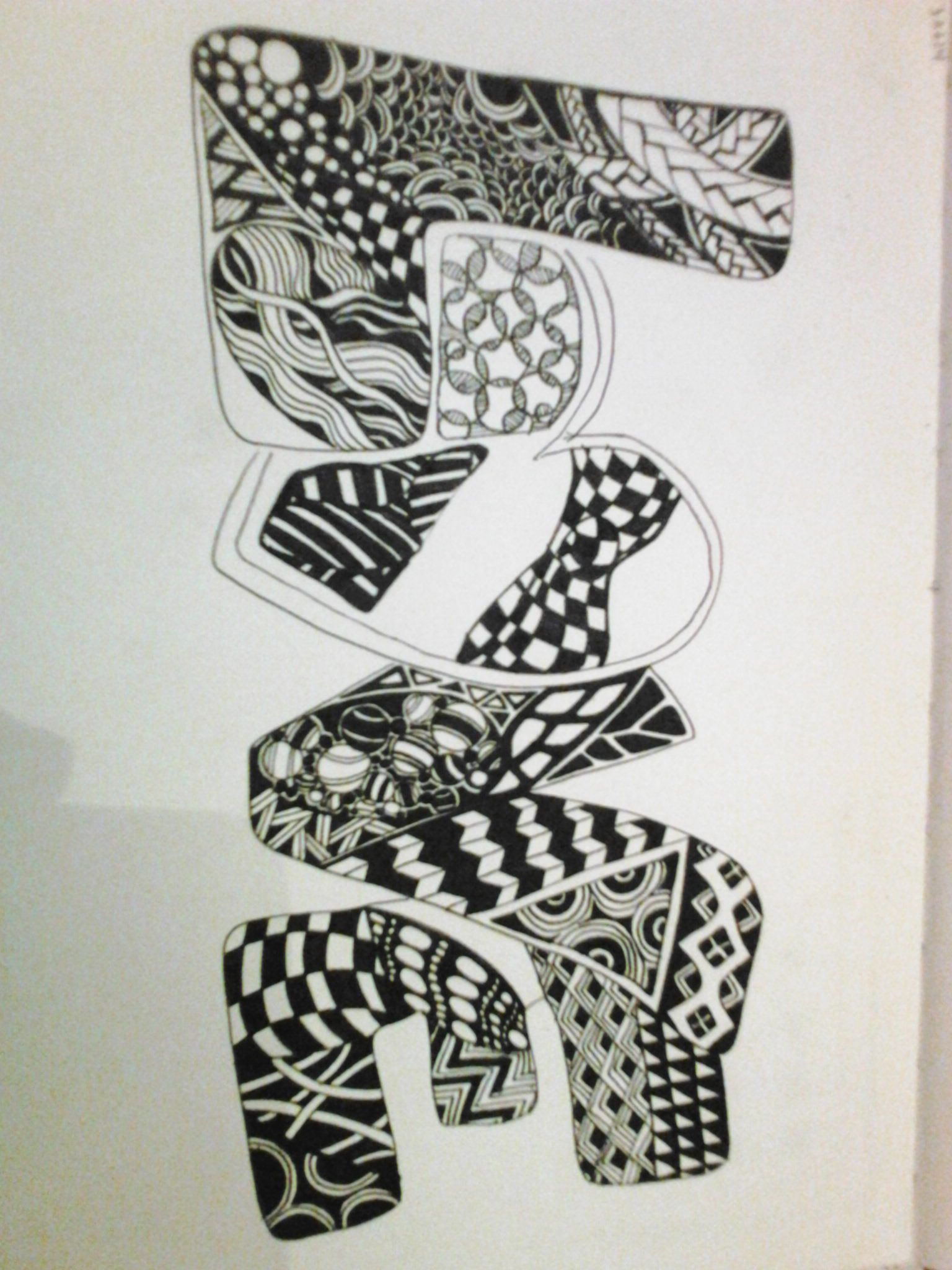 Jus learning   Doodles zentangles, How to draw hands ...
