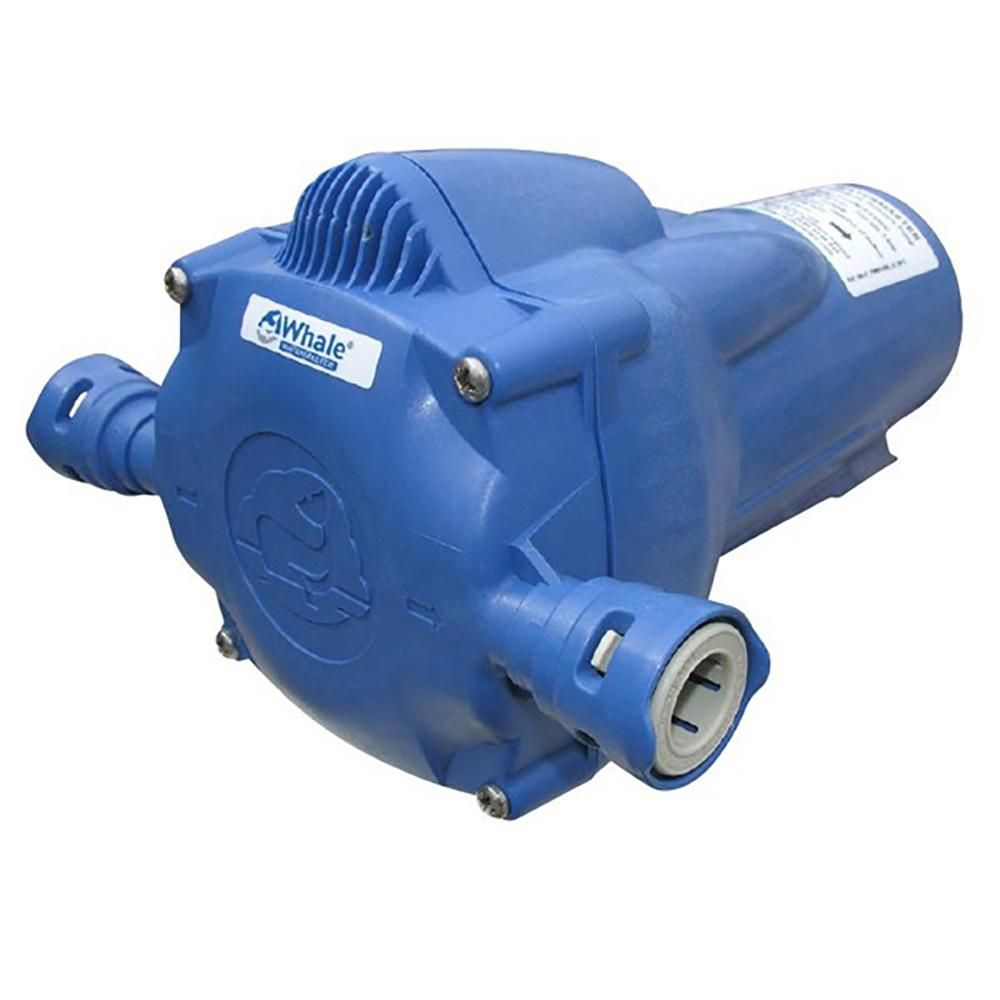 Whale Fw1214 Watermaster Automatic Pressure Pump 12l 30psi 12v Fw1214 Pressure Pump Marine Automatic