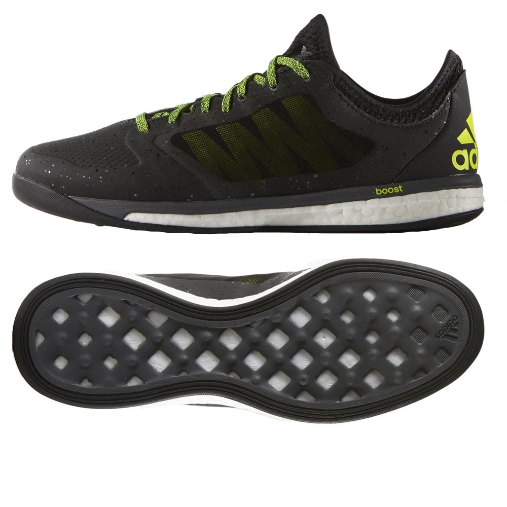 Adidas X 15.1 VS Boost Indoor Soccer Shoes (BlackSolar