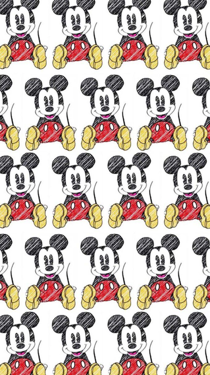 ミッキーマウス Mickey Mouse 04 無料高画質iphone壁紙 ミッキー
