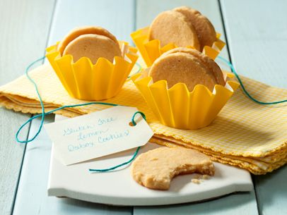 Gluten-Free Lemon Icebox Cookies from @Jewel-Osco