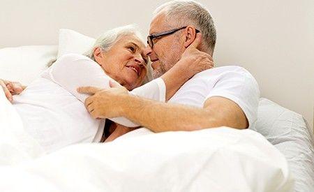 Hot sex with older men