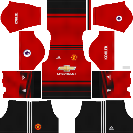 Pin By Iker Marroquin On Trajes De Futbol In 2020 Manchester United Home Kit Manchester United Logo Soccer Kits