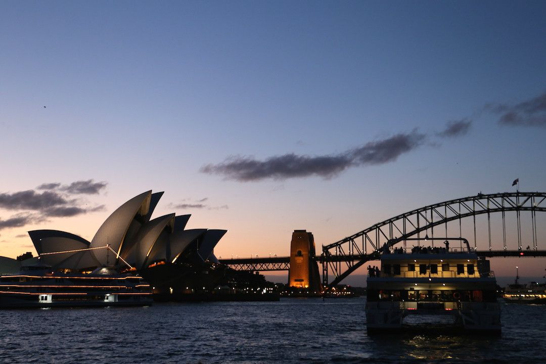 How to organise a sydney harbour boat party boat party