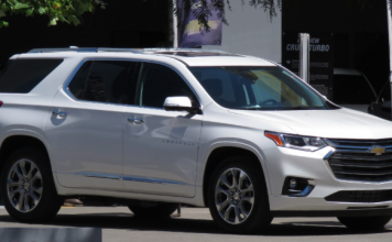 2020 Chevy Traverse Suv Engine Release And Price