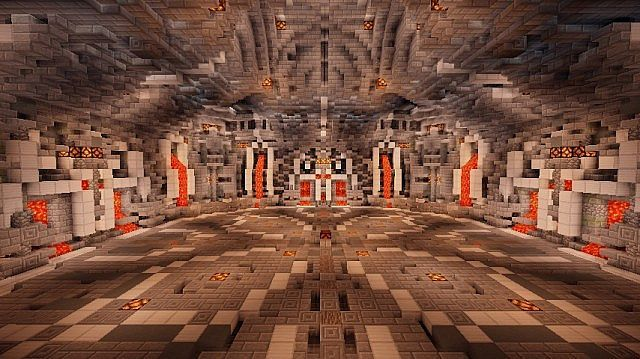 MiniGames Lobby Download Minecraft Project Minecraft - Minecraft spiele lobby