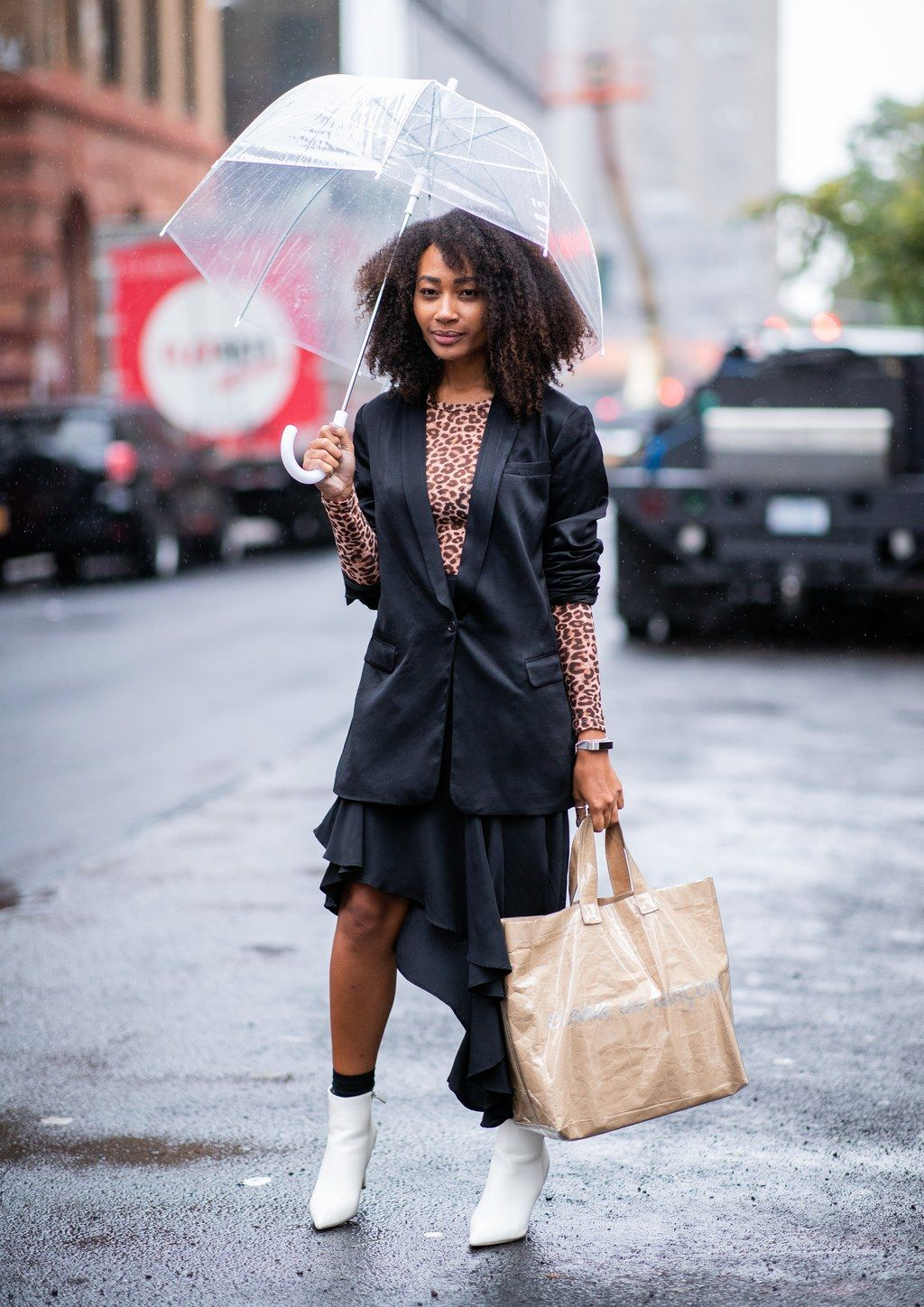Excellent Outfit Ideas From the Streets of New York Fashion Week