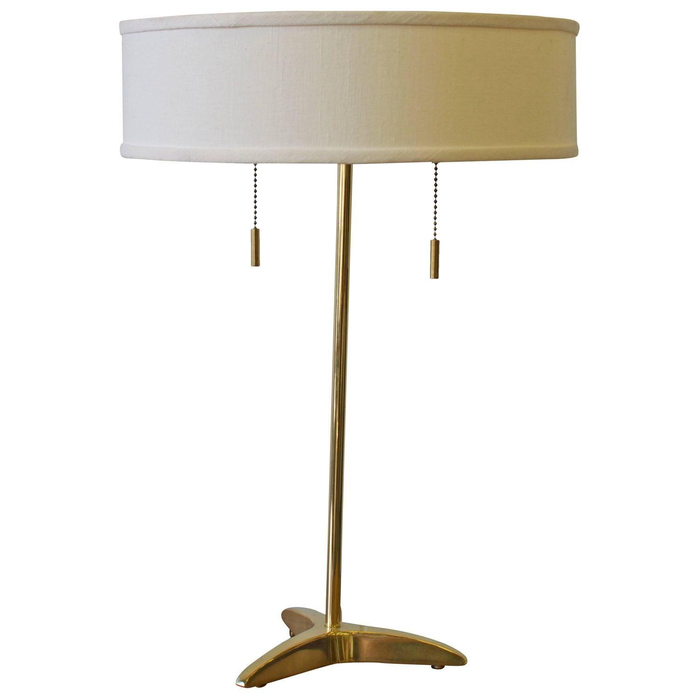 Stiffel Brass Table Lamp Table lamp, Brass