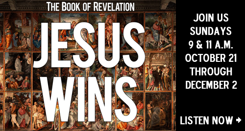 Revelation Graphic - for an upcoming series