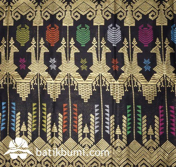 Cara Mengikat Kain Batik Pria: Kain Batik Unggul Jaya Bali Prada