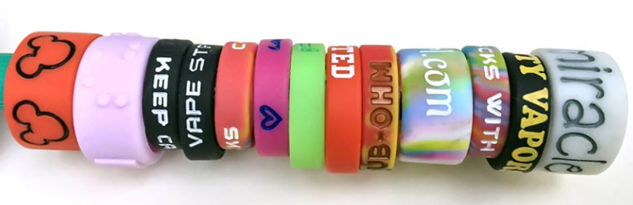 fedd8edc7edca custom #siliconewristbands are a fun way to get your #business name ...