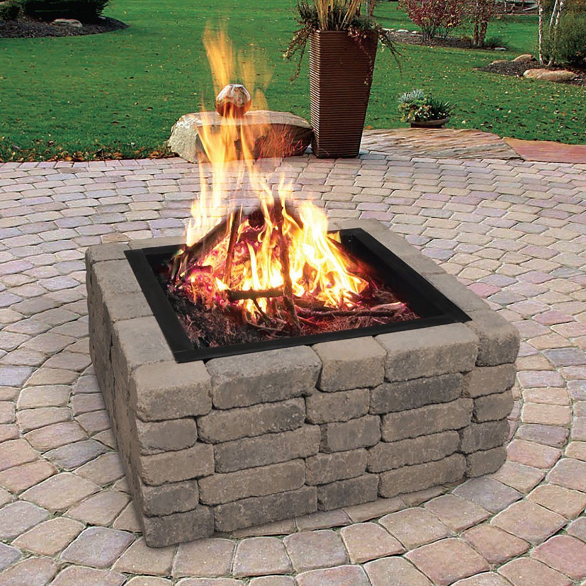 Pin On Fire Pit Rings