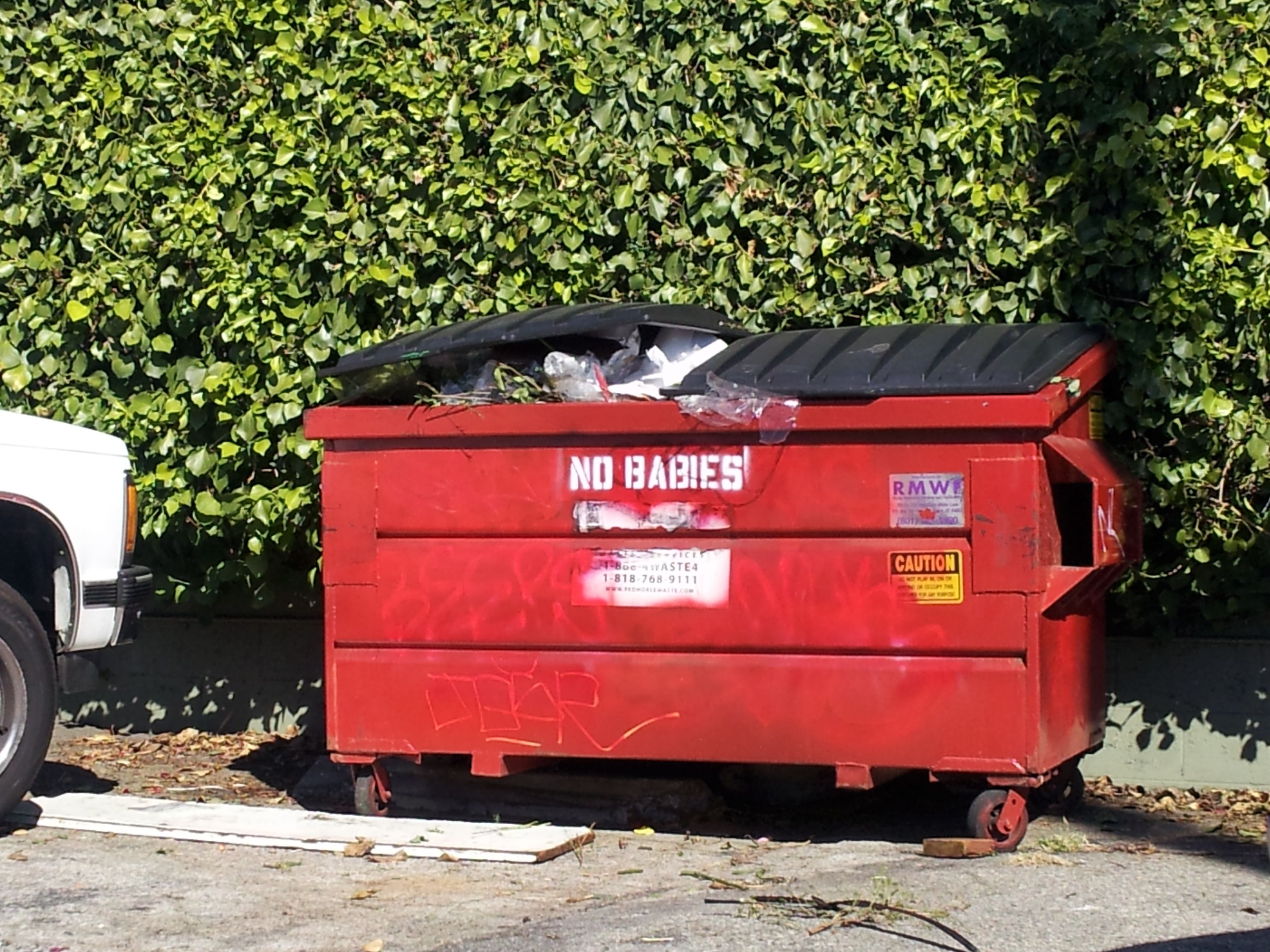 A Garbage Dumpster In Los Angeles Ca Garbage Dumpster Street Art Dumpster