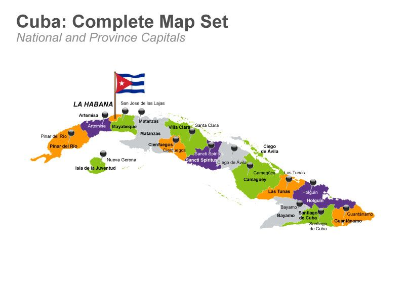 this deck of 29 editable keynote slides featuring the cuba map is used by researchers