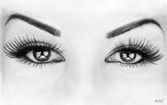 Line Drawing Eye : Pairs of eyes on diagonal line drawings google search art