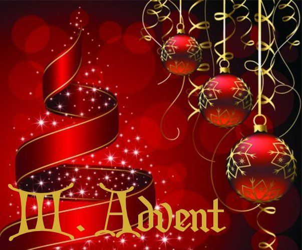 Bilder 3. Advent Facebook