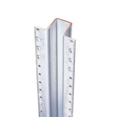 Master Halco 1 8 In X 3 1 8 In X 7 1 2 Ft Metal Post 633663 At