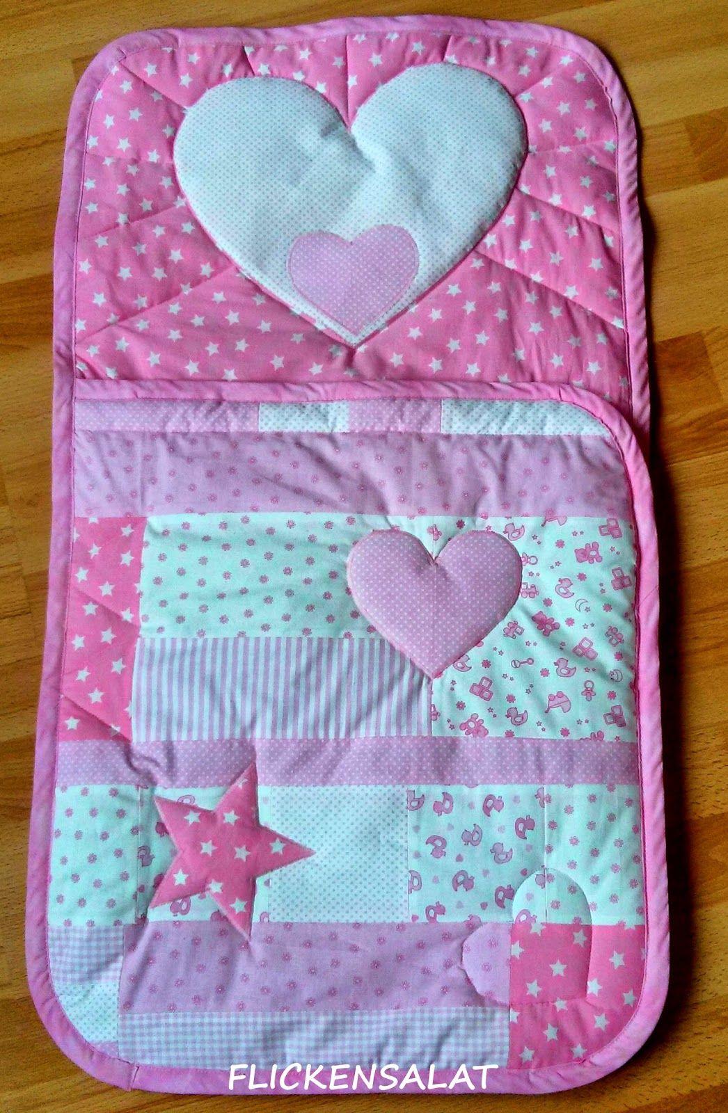 Flickensalat: Baby-Schlafsack, Patchwork Beautiful Baby Sleeping Bag ...