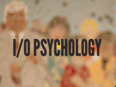 Industrial Organizational Psychology - University of Houston UH GO