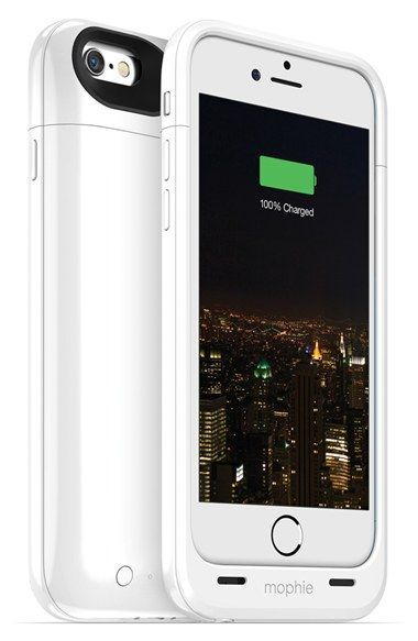 mophie 'juice pack plus' iPhone 6 charging case