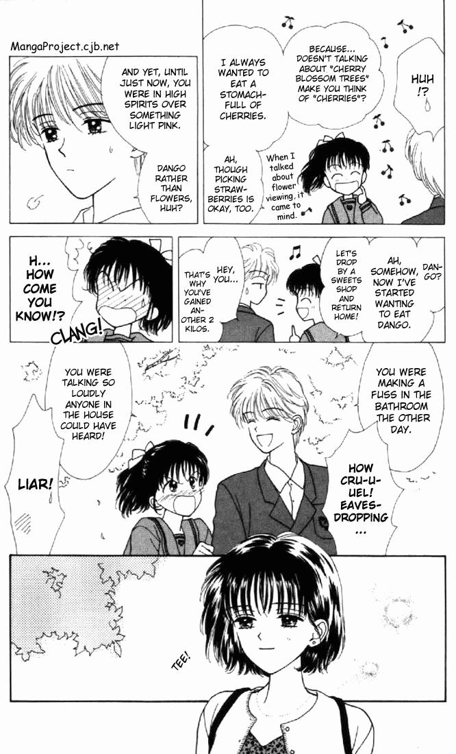 Marmalade Boy Manga (v.8, ch.2, p.6) Marmalade, Boys