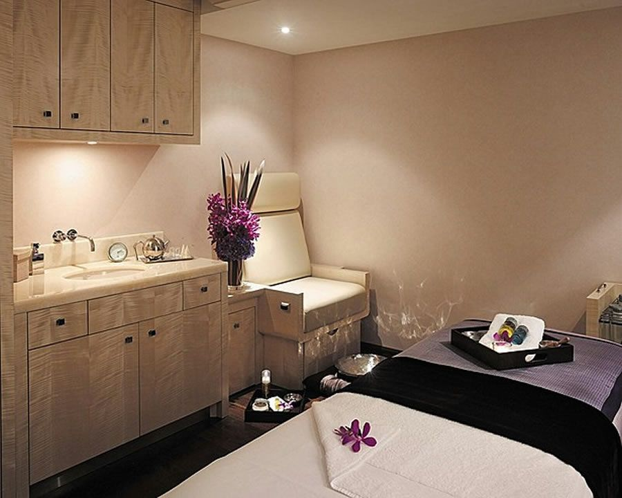 Spa Decorating Ideas top 270 spas: readers' choice awards 2012 | spa treatment room
