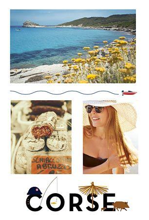 Épinglé par Camcam sur idée carte postale | Carte postale, Photo vacances, Postale