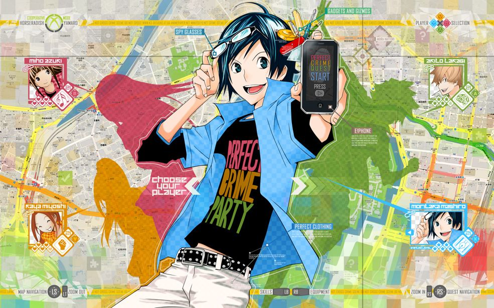 bakuman anime anime wallpaper download goth wallpaper pinterest