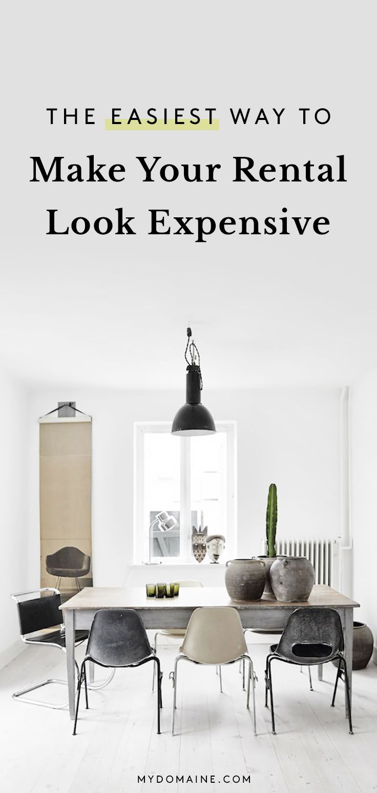 9 Budget Design Ideas To Transform Your Rental Into A Mansion