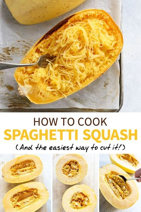 How to Cook Spaghetti Squash (and 5 Ways to Use it!) | Detoxinista