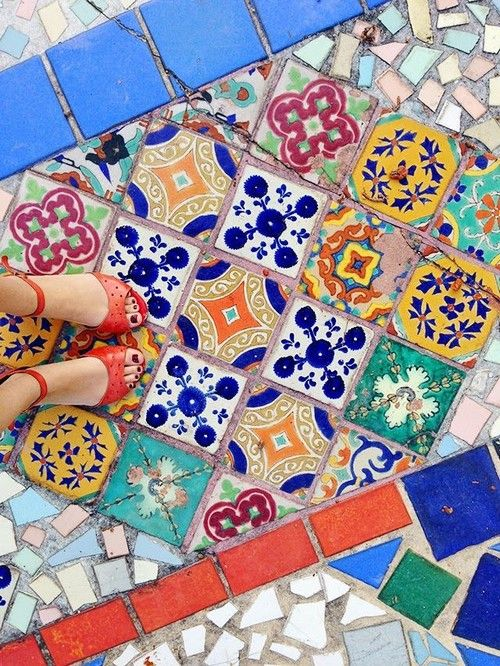 Lovely Mexican Tile