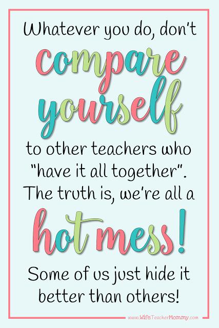 Teacher Burnout: The Big Mistake Teachers Make - Wife Teacher Mommy