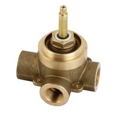 Kingston Brass Kingston Brass Ks3031v 3 Way Tub Shower Diverter