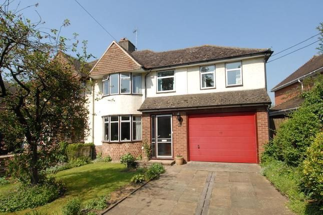 4 Bedroom Semi Detached House For Sale In Wallingford