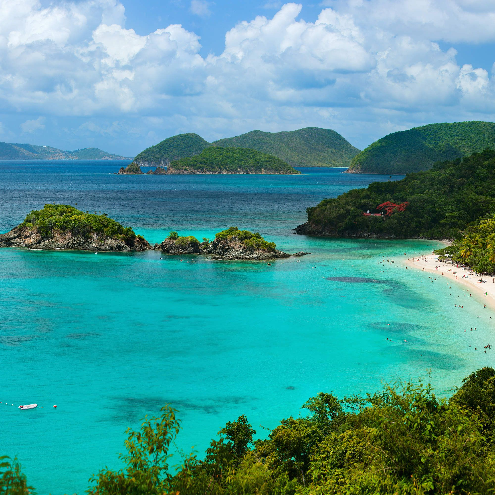 The Best Caribbean Destinations for an Easy Beach Getaway
