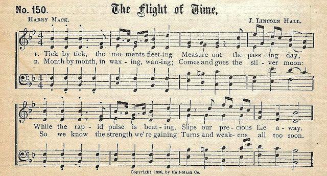 Antique Graphics Wednesday - Antique Clock Faces  Hymns Antique