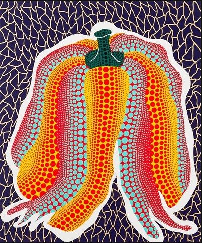 Pumpkin - Yayoi Kusama, 1990