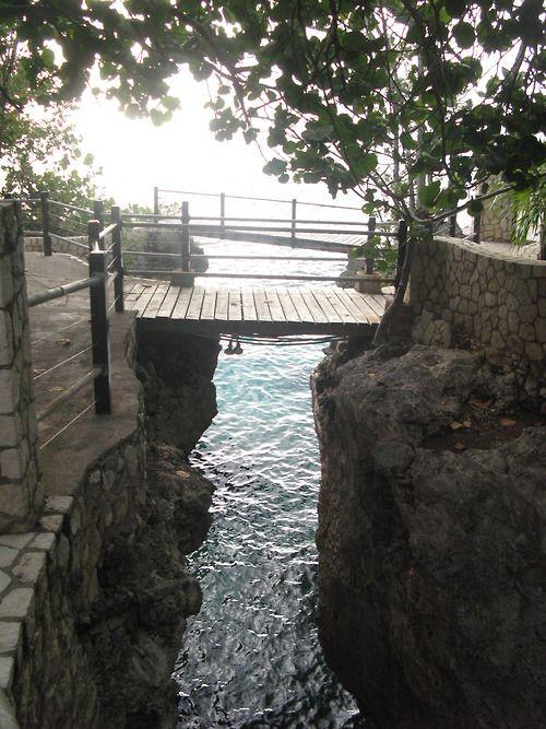bridges | Tumblr Don't look down! Wow! No handrails?