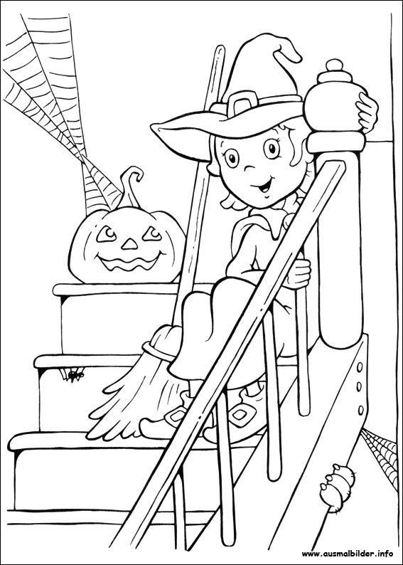 Halloween Malvorlagen Kurbis Malvorlage Halloween Ausmalbilder Und Malvorlagen