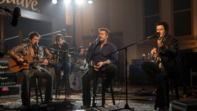 Check out Rascal Flatts's videos on Walmart Soundcheck for