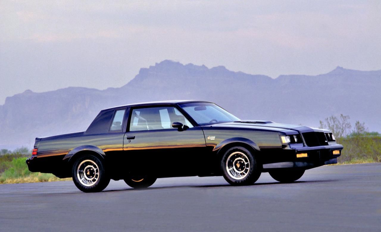 Buick Grand National Gnx 1280x780 Buick Grand National Buick Grand National Gnx 1987 Buick Grand National